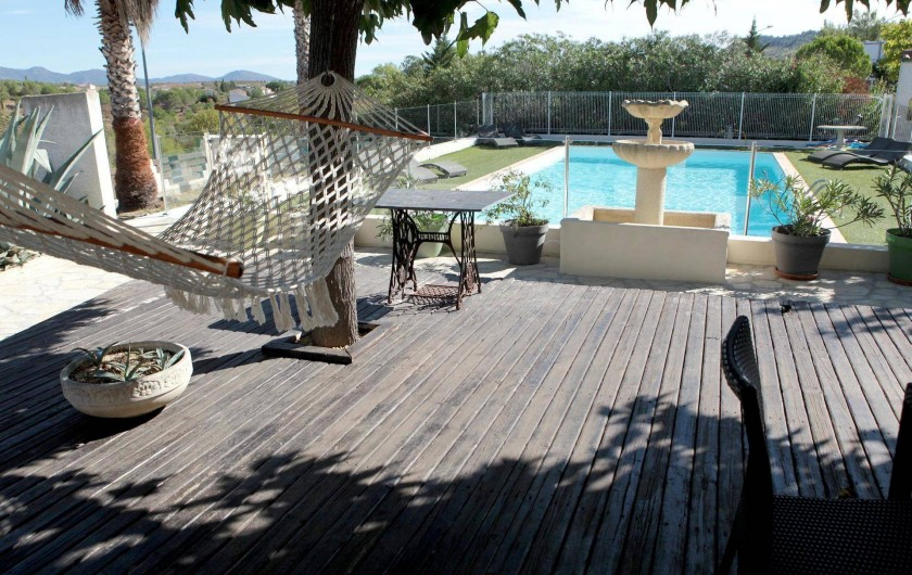 Location de vacances - Hôtel - Auberge à Saint-Chinian