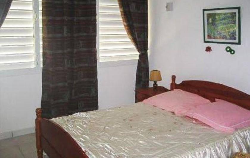 Location de vacances - Appartement à Sainte-Anne - La chambre