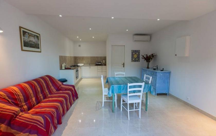 Location de vacances - Appartement à Appietto - logement