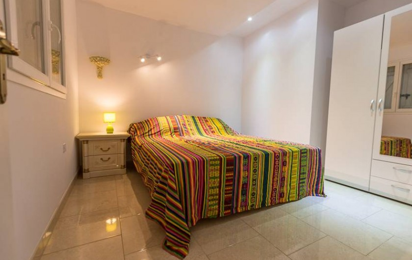 Location de vacances - Appartement à Appietto - chambre