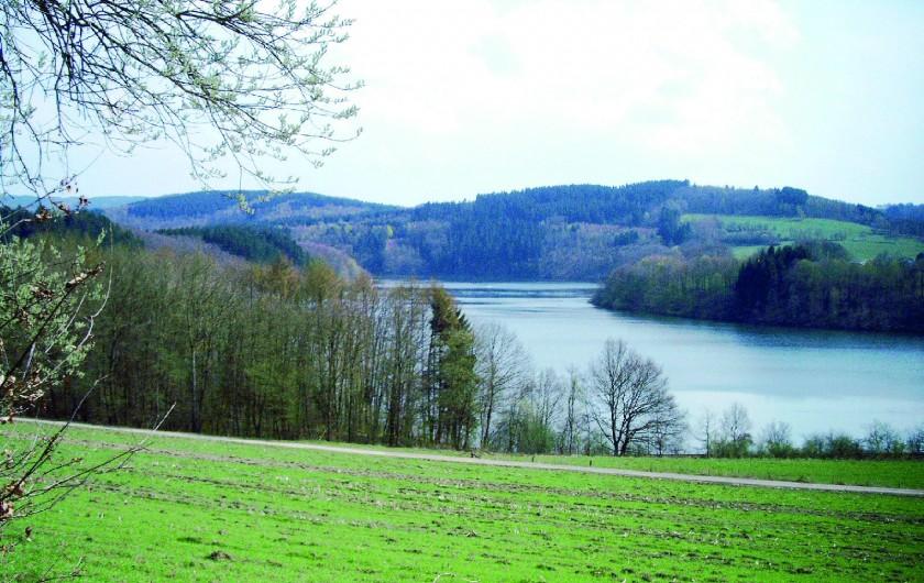 Location de vacances - Gîte à Allendorf - Lac a 2 Km
