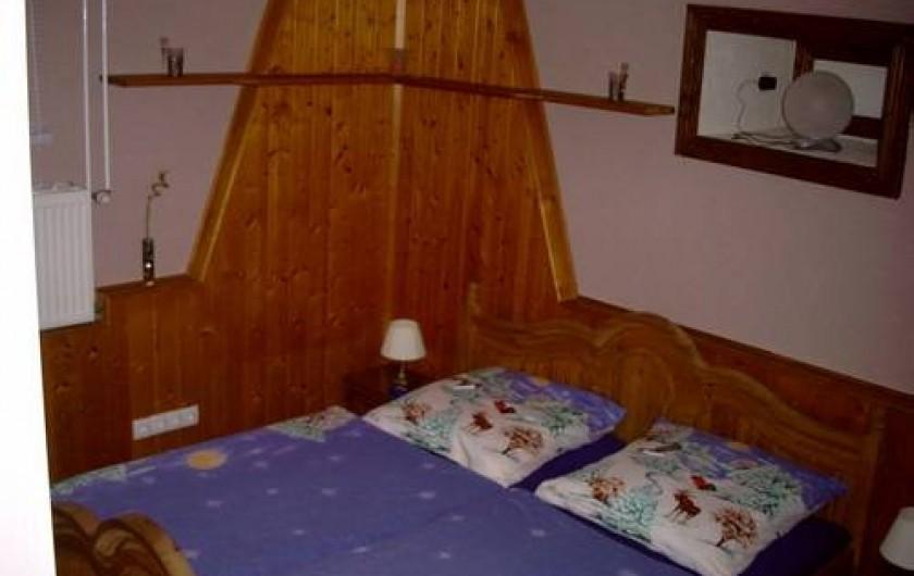 Location de vacances - Gîte à Allendorf - Chambre 1