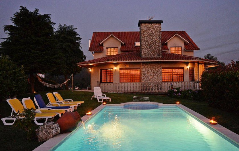 Location de vacances - Villa à Vieira do Minho