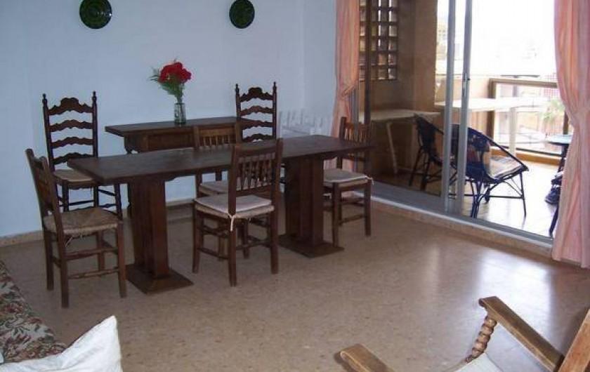 Location de vacances - Appartement à Xàbia