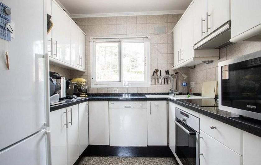 Location de vacances - Villa à Benissa - la cuisine