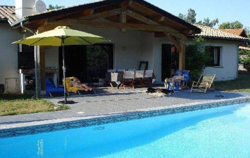 Location de vacances - Villa à Mézos