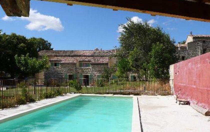 Location de vacances - Gîte à Marsanne