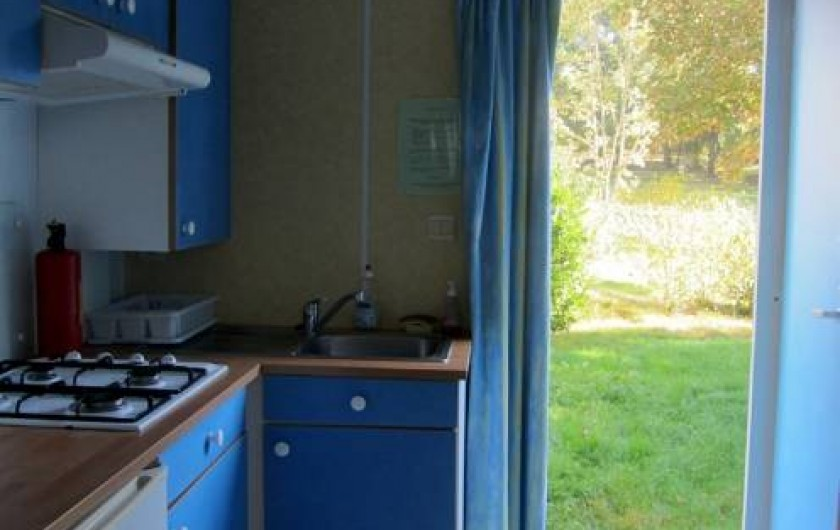 Location de vacances - Bungalow - Mobilhome à La Chapelle-Achard