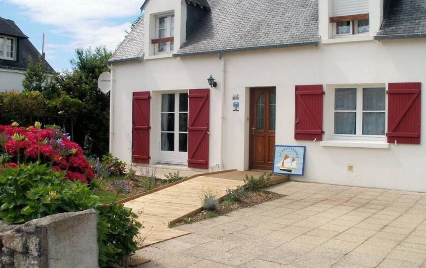 Location de vacances - Chambre d'hôtes à Riantec