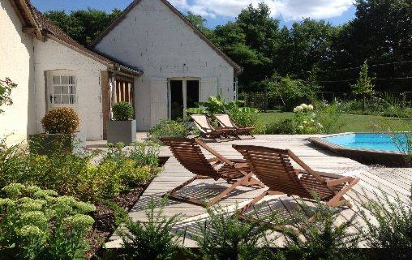 Location de vacances - Villa à Villeny