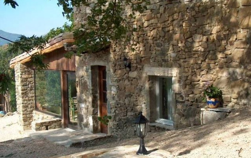 Location de vacances - Gîte à Teyssiéres