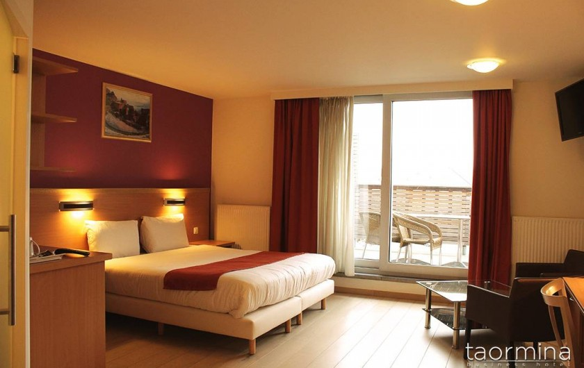 Manager Double Room with balcony