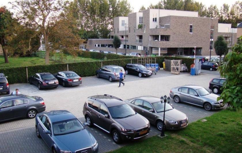 Location de vacances - Hôtel - Auberge à Zaventem - Parking