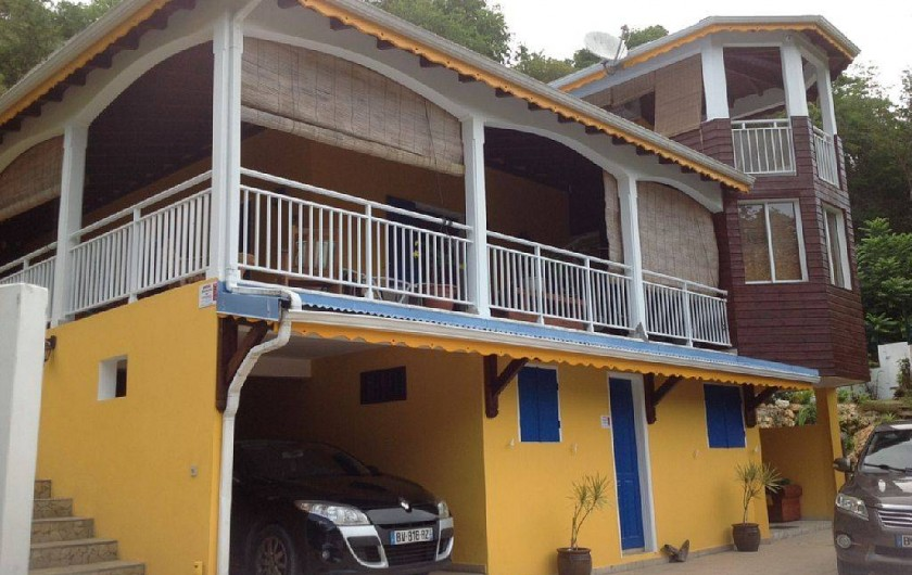 Location de vacances - Appartement à Le Gosier