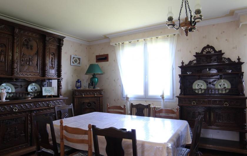 Location de vacances - Maison - Villa à Landéda - Salon