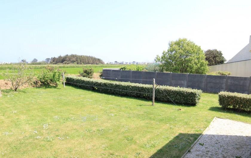 Location de vacances - Maison - Villa à Landéda - Jardin