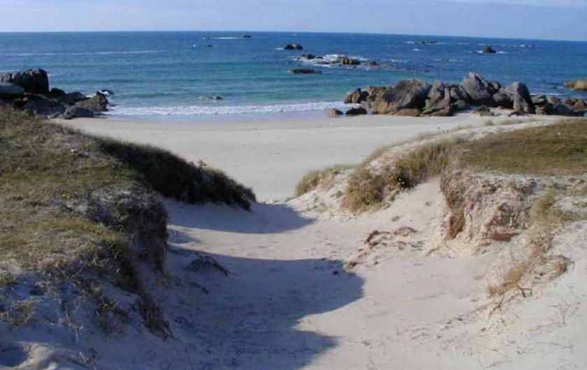 Location de vacances - Maison - Villa à Landéda - Dunes de sainte margueurite