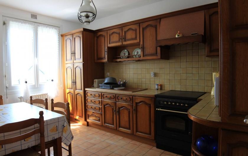 Location de vacances - Maison - Villa à Landéda - Cuisine