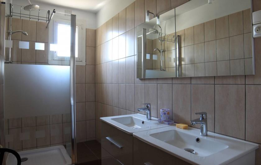 Location de vacances - Maison - Villa à Landéda - Salle de bain