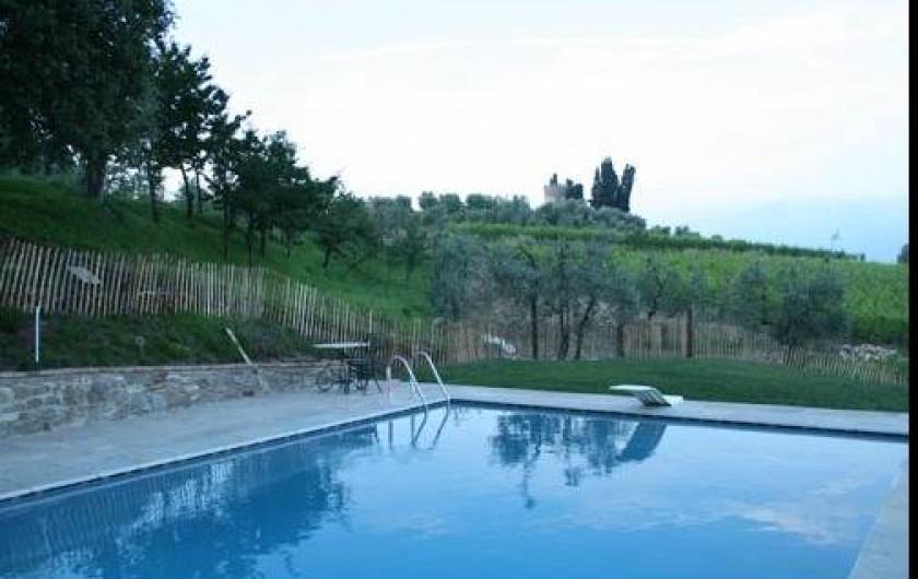Location de vacances - Villa à San Donato In Collina