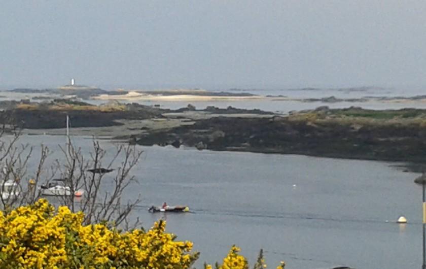 Location de vacances - Appartement à Saint-Pair-sur-Mer - Les iles chausey