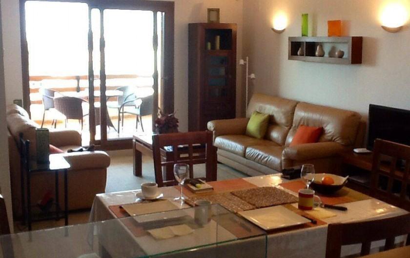 Location de vacances - Appartement à Torrevieja - Salon