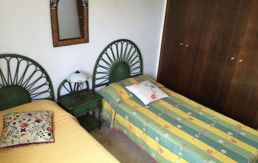 Location de vacances - Appartement à Torrevieja - Chambre à coucher 2