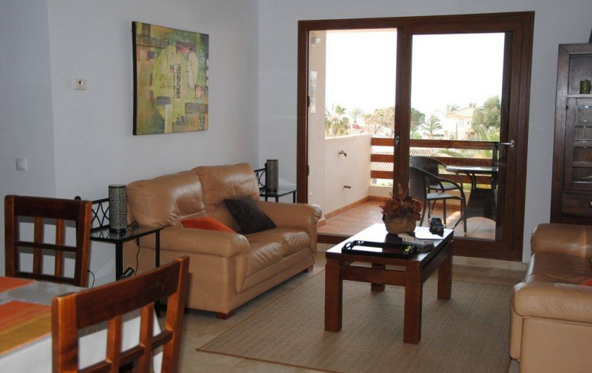 Location de vacances - Appartement à Torrevieja - Salon