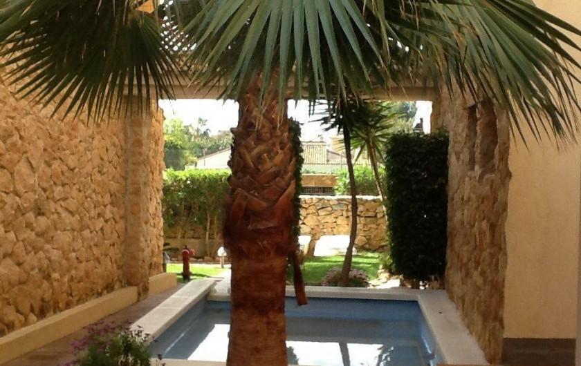 Location de vacances - Appartement à Torrevieja - Accès bâtiment