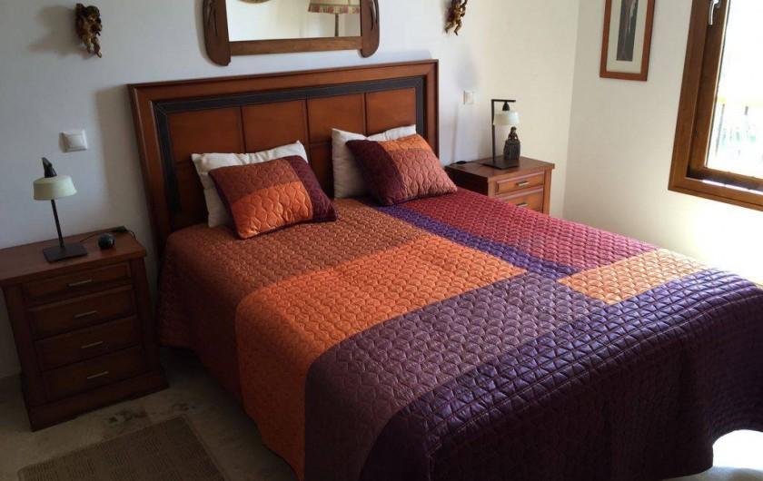 Location de vacances - Appartement à Torrevieja - Chambre à coucher 1