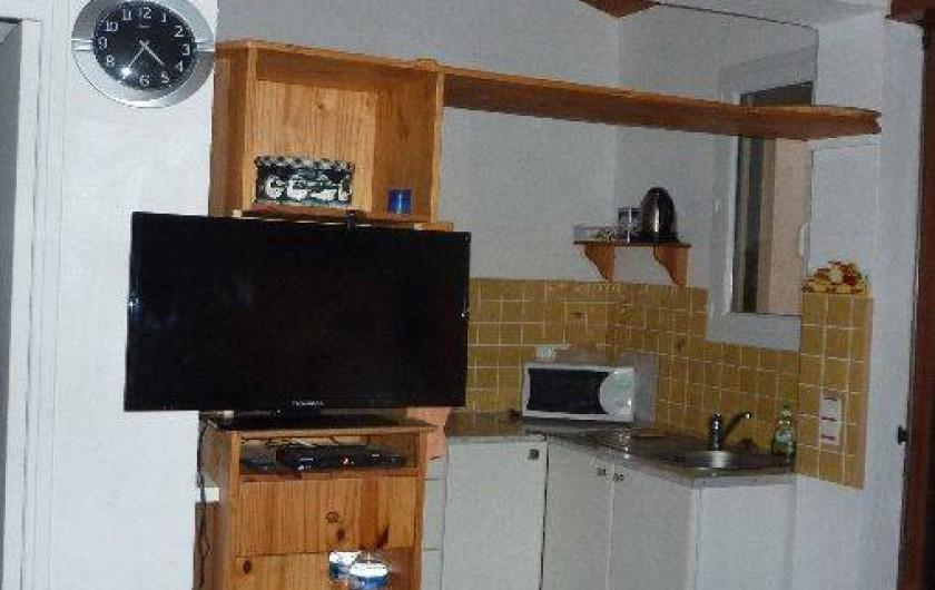 Location de vacances - Villa à Cargèse - coin cuisine