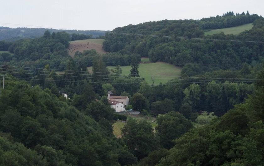 Location de vacances - Chalet à Saint-Gérons - Village de Saint-Gérons à 1km
