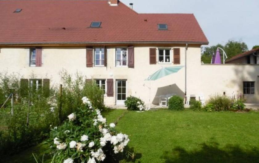 Location de vacances - Gîte à Villers-Farlay