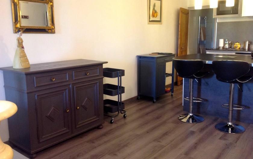 Location de vacances - Studio à Vaison-la-Romaine