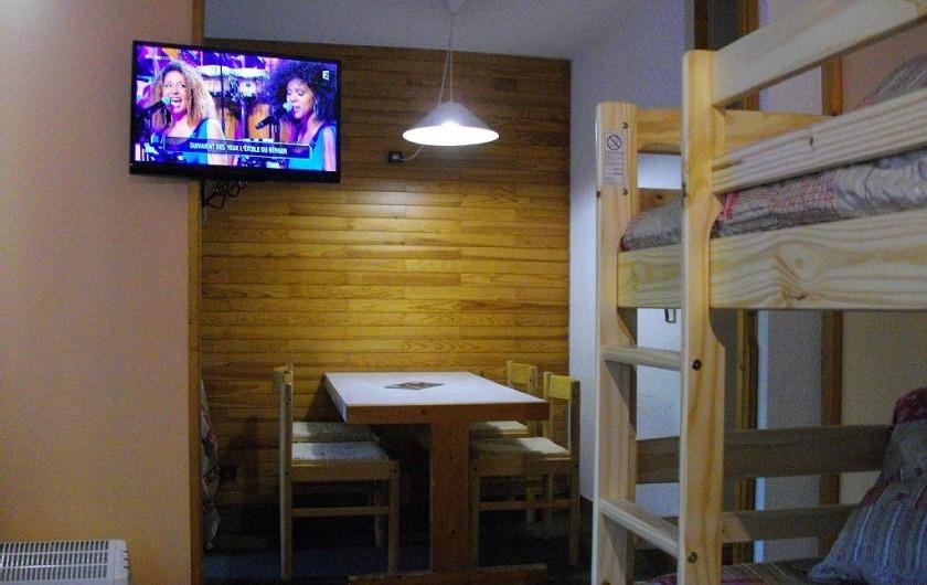 Location de vacances - Studio à Plagne Bellecôte