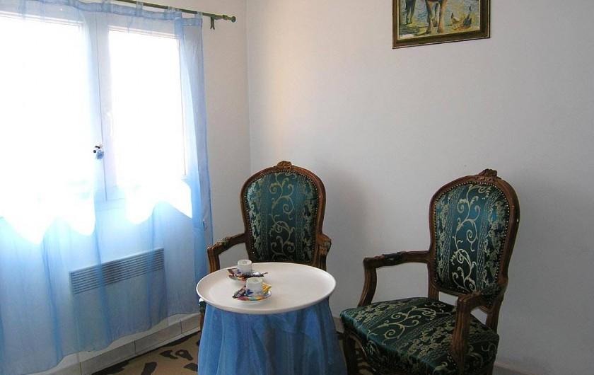 Location de vacances - Gîte à Vercoiran - Chambre 2