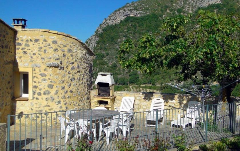 Location de vacances - Gîte à Vercoiran - Gîte Les Fruits