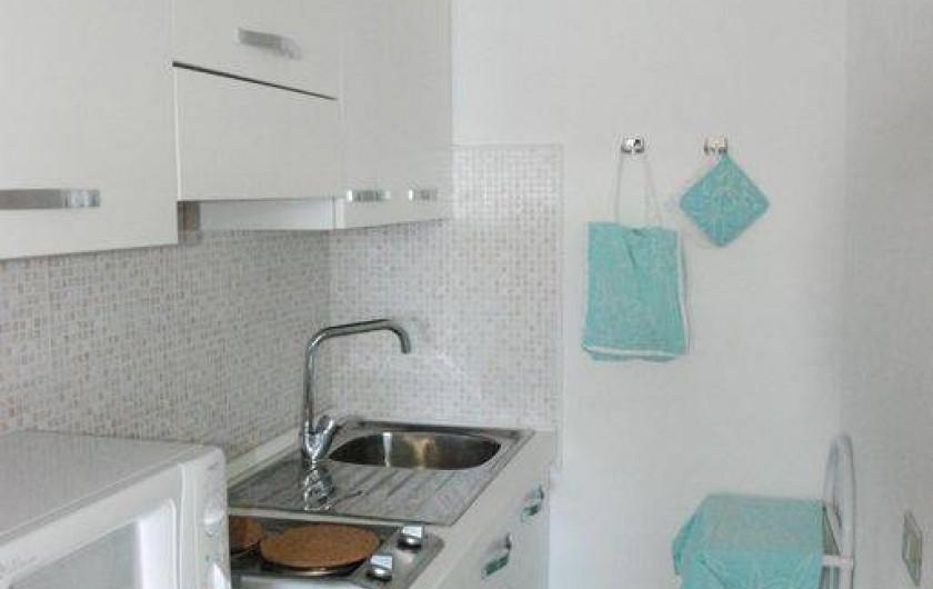 Location de vacances - Appartement à Luogo Ameno