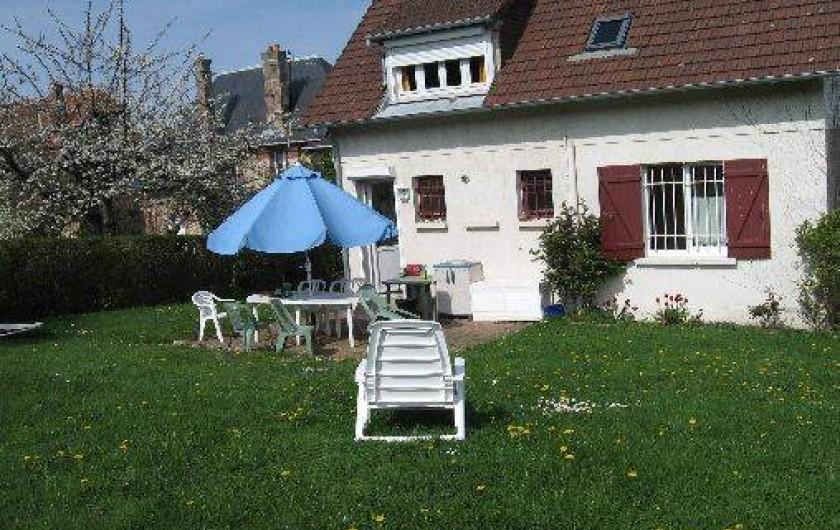 Location de vacances - Villa à Benerville-sur-Mer