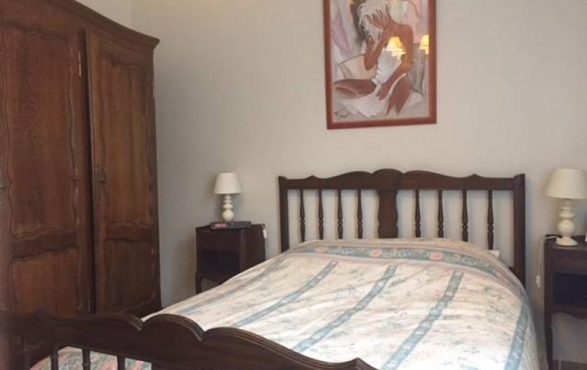 Location de vacances - Appartement à Soorts-Hossegor - chambre 1