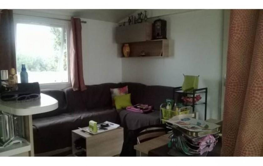 Location de vacances - Bungalow - Mobilhome à Valras-Plage