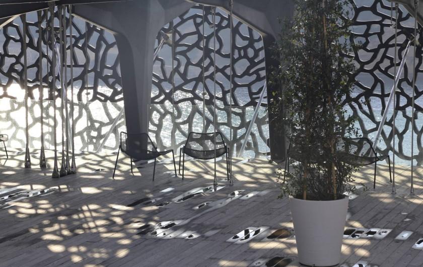 Location de vacances - Villa à Aubagne - Mucem à Marseille