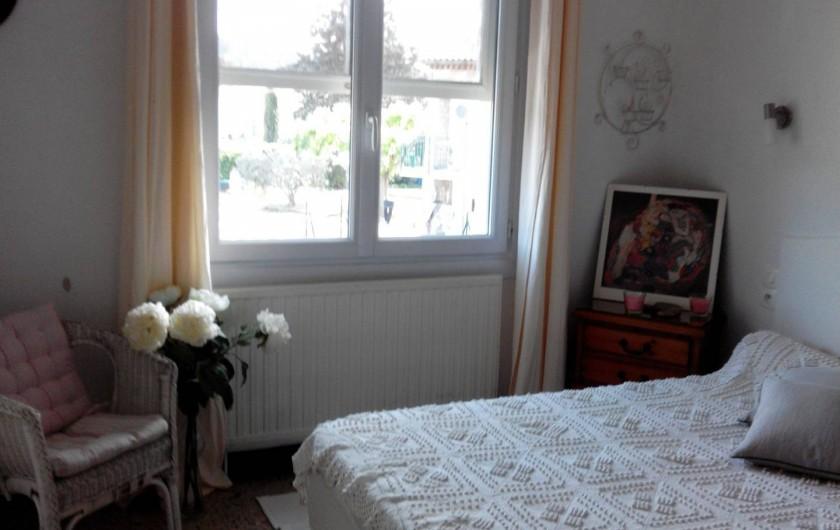Location de vacances - Villa à Aubagne - Chambre 1 Aubagne