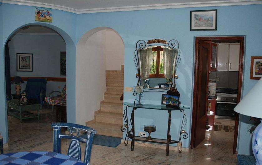 Location de vacances - Villa à La Zenia