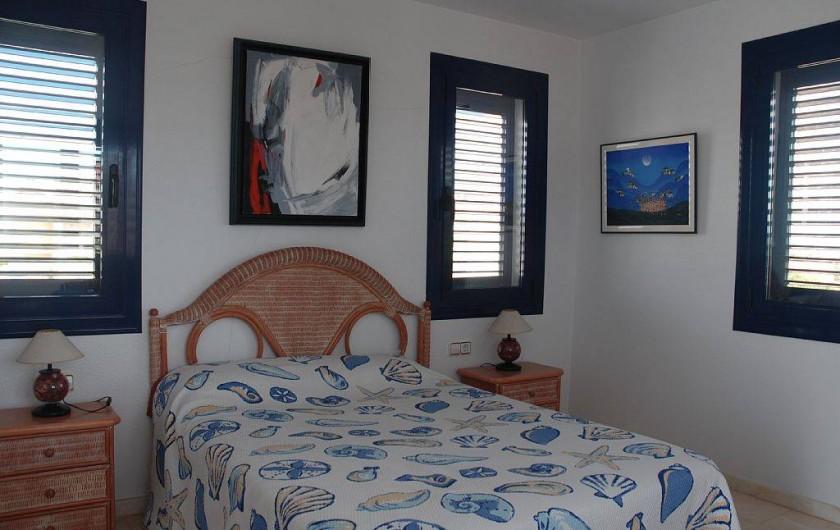 Location de vacances - Villa à La Zenia - chambre panoramique 2eme étage