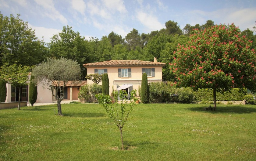 Location de vacances - Villa à Le Puy-Sainte-Réparade