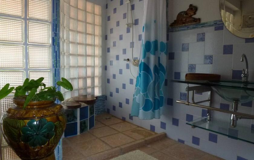 Location de vacances - Villa à Ko Samui - Salle de Bains