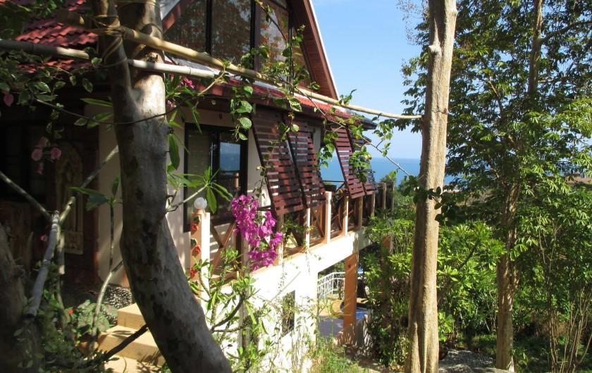 Location de vacances - Villa à Ko Samui - Extérieur du module principal