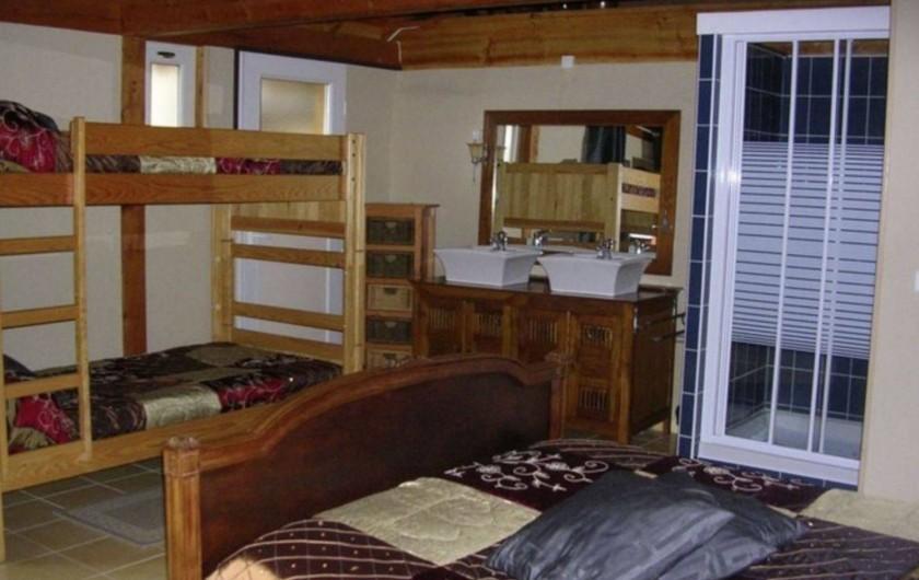 Location de vacances - Chambre d'hôtes à Rocamadour - Le Alteas