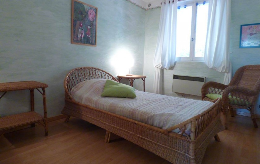 Location de vacances - Appartement à Cadenet